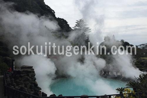 大分の別府温泉は国内でも有数の温泉街として知られております