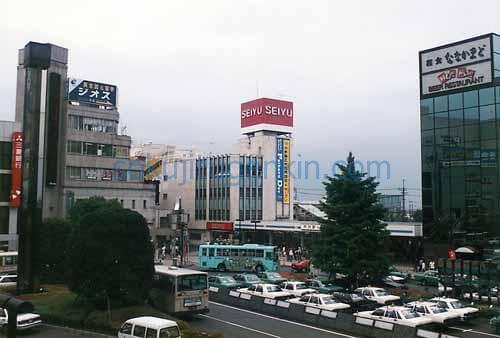 大宮駅からすぐ近いところにあるのでとても便利なんです