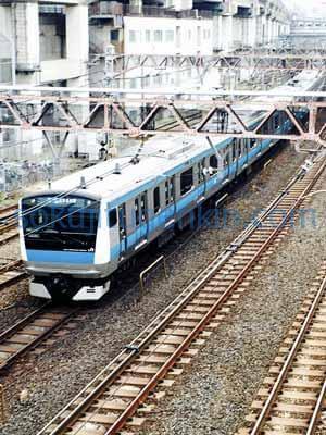 電車なら埼玉に即効で到着できますよ